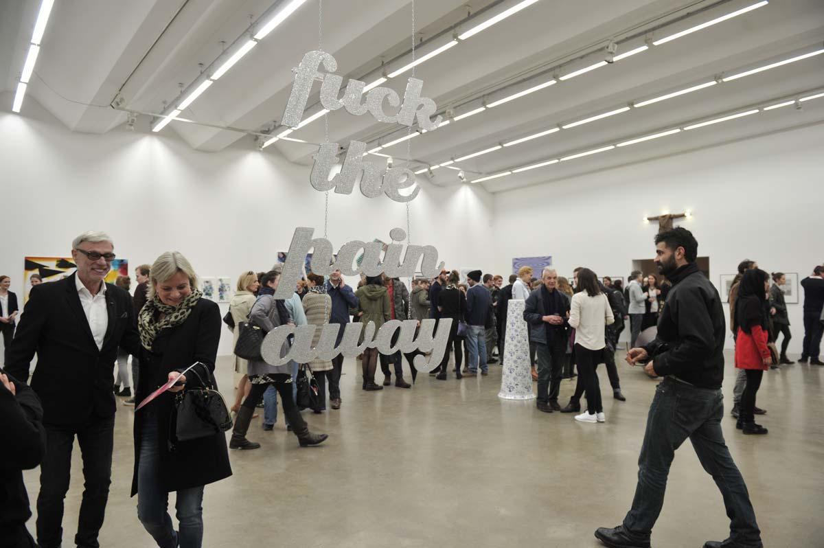Saloon, 2015, Exhibition Opening