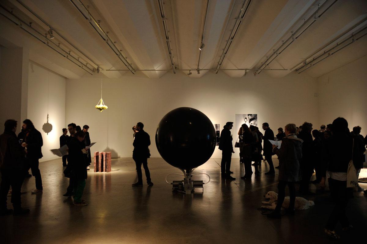 24 h Skulptur, Exhibition Opening, 2014