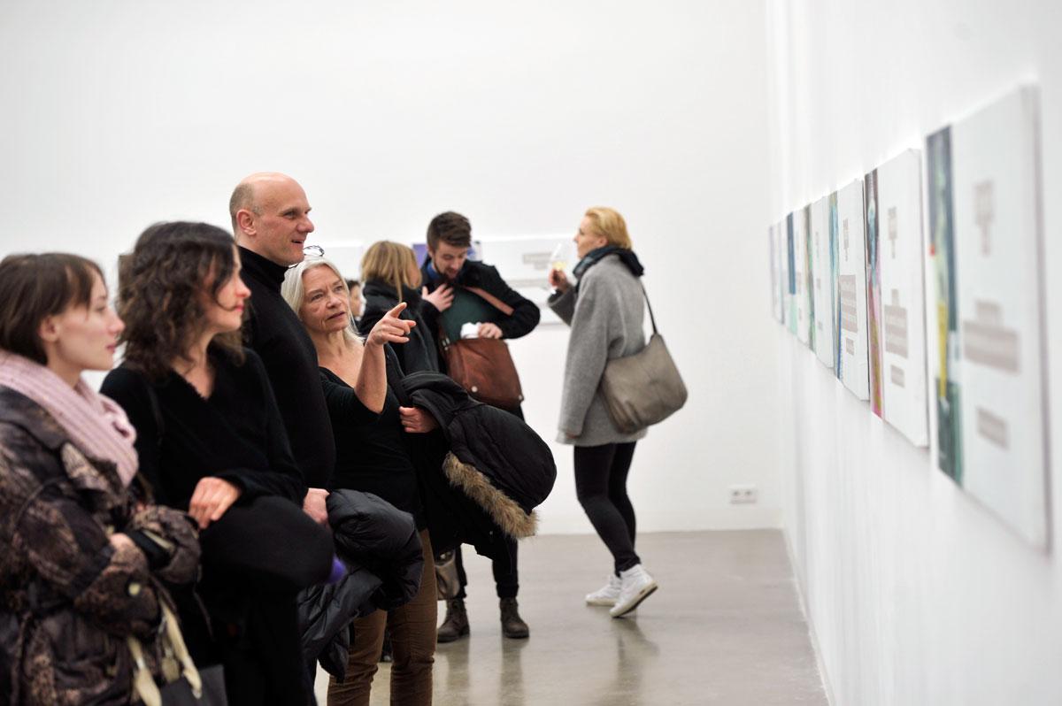 Ryszard Wasko, 2015, Timeline, Exhibition Opening