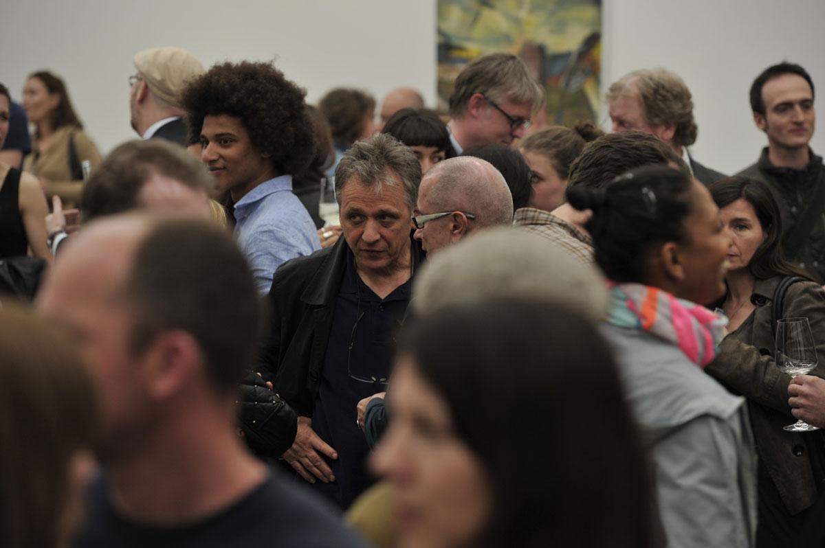 Alexander Iskin, Bastard Club, Exhibition Opening, 2014