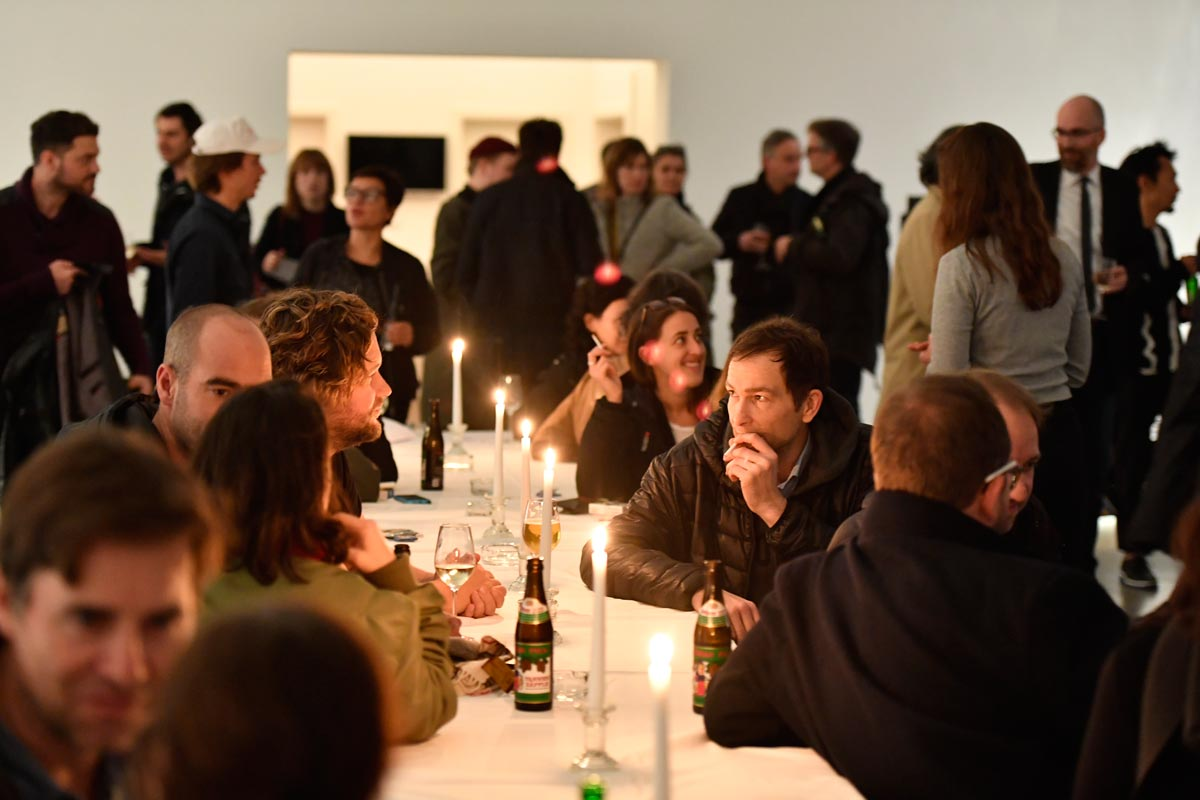 Jay Gard, Zeichen unter Zeichen, Opening 2017, Sexauer Gallery