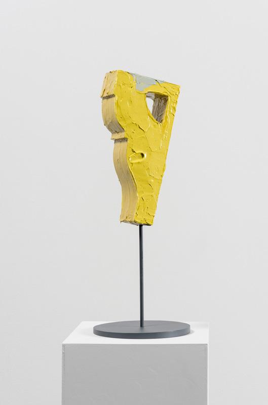 Jay Gard, Zeichen unter Zeichen, 2017, Sexauer Gallery