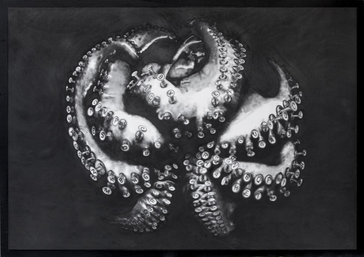 Semiopode_Thomas_Feuerstein_Sexauer_Gallery