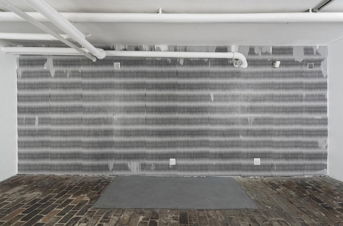 Caroline Kryzecki, wall piece #3